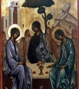 Ікона Пресвятої Тройці