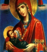 ікона Мати Божа (Годувальниця)