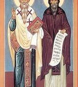 Св. Кирило і Мефодій