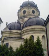 Церква і монастир Різдва Христового о.о. Василіан