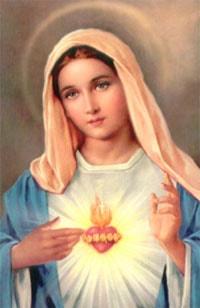 Вервиця Непорочного Серця Марії